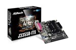 J3355B-ITX - ASRock J3355B-ITX Hovedkort - Intel Apollo Lake - Intel Onboard CPU socket - DDR3 RAM - Mini-ITX