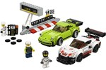 75888 - LEGO Speed Champions Porsche 911 RSR and 911 Turbo 3.0