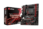B450M GAMING PLUS - MSI B450M GAMING PLUS Hovedkort - AMD B450 - AMD AM4 socket - DDR4 RAM - Micro-ATX