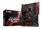 MPG Z390 GAMING PLUS - MSI MPG Z390 GAMING PLUS Hovedkort - Intel Z390 - Intel LGA1151 socket - DDR4 RAM - ATX