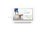 GA00516-NO - Google Nest Hub - Chalk (Nordic)
