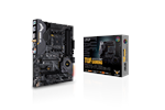 90MB1170-M0EAY0 - ASUS TUF GAMING X570-PLUS (WI-FI) Hovedkort - AMD X570 - AMD AM4 socket - DDR4 RAM - ATX