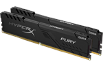 HX432C16FB3K2/16 - Kingston HyperX FURY DDR4-3200 C16 DC - 16GB