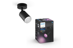 915005761201 - Philips Hue Fugato Single Spot - Black