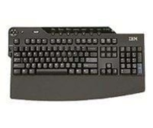 73P2637 - Lenovo Enhanced Performance - FR - Tastatur - Fransk - Svart