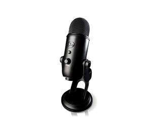 836213002070 - Blue Mic Yeti USB - Blackout - Svart