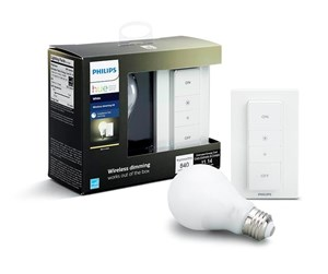 929001137007 - Philips Hue E27 Wireless Dimming Kit