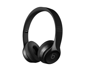 MNEN2ZM/A - Apple Beats Solo3 Wireless - Glossy Black - Svart