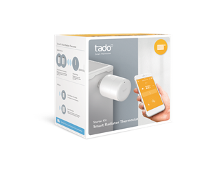 TAD-101916 - Tado Smart Radiator Thermostat Starter Kit V3