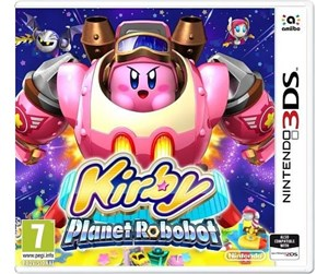 0045496473044 - Kirby Planet Robobot - Nintendo 3DS - Action