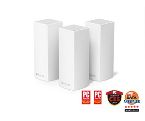 WHW0303-EU - Linksys WHW0303 Velop Whole Home Mesh Wi-Fi System (pack of 3) - Mesh router AC Standard - 802.11ac