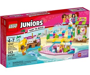 10747 - LEGO Juniors 10747 10747 Badeferie