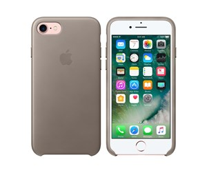 MPT62ZM/A - Apple iPhone 7/8 Leather Case - Taupe