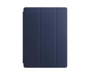 "MPV22ZM/A - Apple iPad Pro 12.9"" Leather Smart Cover - Midnight Blue"