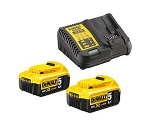 DCB115P2 - Dewalt Battery and Charger set DCB115P2