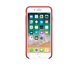 MQH12ZM/A - Apple iPhone 7/8 Plus Silicone Case - (PRODUCT)RED