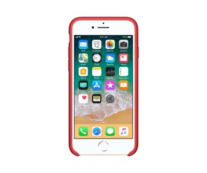 MQGP2ZM/A - Apple iPhone 7/8 Silicone Case - (PRODUCT)RED