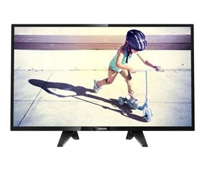 "32PFS4132/12 - Philips 32"" Flatskjerm-TV 32PFS4132 - LCD - 1080p Full HD -"