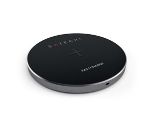 ST-WCPM - Satechi Wireless Charging Pad - Space Grey