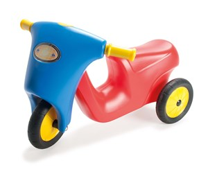 DANTOY3331 - Dantoy Scooter With Rubber Wheels