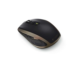 910-005215 - Logitech MX Anywhere 2 for Business - Mus - Laser - 7 - Svart
