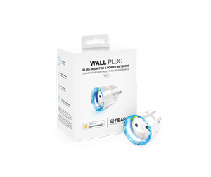 FGBWHWPF-102 - Fibaro Wall Plug for Apple HomeKit - Type F