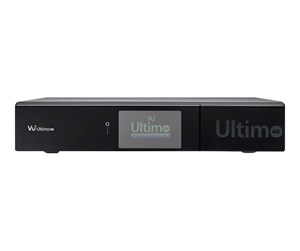 13000-574 - Vu+ Ultimo 4k - Digital Multimedia Receiver - 13000-574