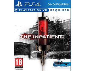 0711719969464 - The Inpatient (VR) - Sony PlayStation 4 - Virtual Reality