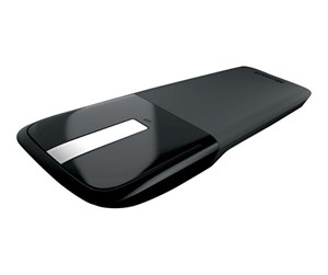 RVF-00056 - Microsoft Arc Touch Mouse - Mus - Optisk - 2 - Svart