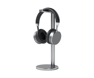 ST-ALSHSM - Satechi Slim Aluminium Headphone Stand - Space Grey -