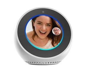 B074BKBRBG - Amazon Echo Spot EU Version - White