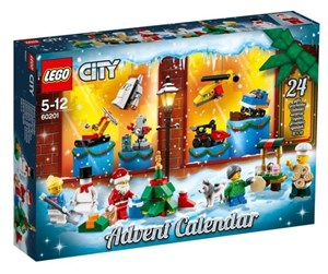 60201 - LEGO City City Advent Calendar 2018