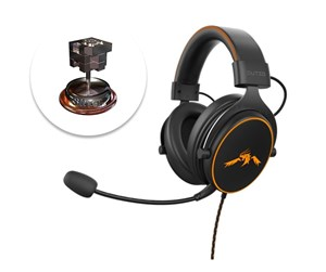 ODIO-7MJ - DUTZO Ōdio 7 Gaming Headset - Svart