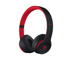 MRQC2ZM/A - Apple Beats Solo3 - Decade Collection - Red/Defiant Black - Rød
