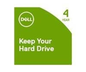 XPSNBXXXX_254 - Dell Keep Your Hard Drive - extended service agreement - 4 years