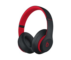 MRQ82ZM/A - Apple Beats Studio3 - Decade Collection - Red/Defiant Black - Rød