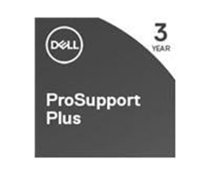O3XXX_3913 - Dell 1Y Basic NBD > 3Y ProSupport Plus NBD - Upgrade from [1 year Basic Warranty - Next Business Day] to [3 years ProSupport Plus Next Business Day] - extended service agreement - 3 years - on-site