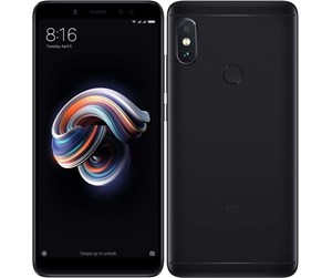 MZB6121EU - Xiaomi Redmi Note 5 64GB - Black