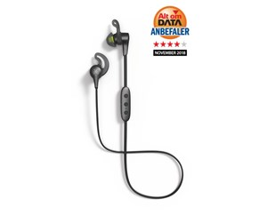985-000812 - JayBird X4 Bluetooth Headphones - Black / Flash - Svart