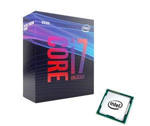 BX80684I79700K - Intel *DEMO* Core i7-9700K Coffee Lake S Prosessor - 8 kjerner 3.6 GHz - Intel LGA1151 - Intel Boxed