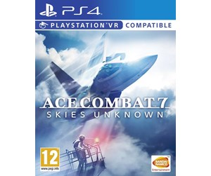 3391891993111 - Ace Combat 7: Skies Unknown - Sony PlayStation 4 - Simulator