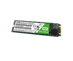 WD Green SSD 3D NAND M.2 - 480GB