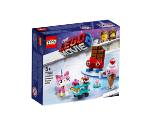 70822 - LEGO Lego Movie 70822 70822 Party-Kittys ALLER søteste venn!