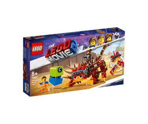 70827 - LEGO Lego Movie 70827 UltraKatty og Kriger-Lucy!