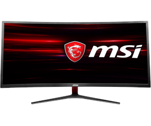 "OPTIX MAG341CQ - MSI 34"" Skjermer Optix MAG341CQ - Svart - 1 ms AMD FreeSync"
