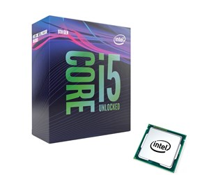 BX80684I59600KF - Intel Core i5-9600KF Coffee Lake S Prosessor - 6 kjerner 3.7 GHz - Intel LGA1151 - Intel Boxed