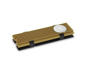 3830046995278 - EK Water Blocks EK-M.2 NVMe Heatsink - Gold