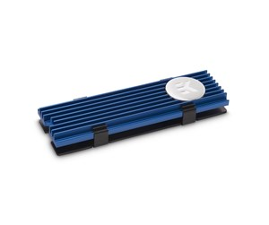 3830046991775 - EK Water Blocks EK-M.2 NVMe Heatsink - Blue