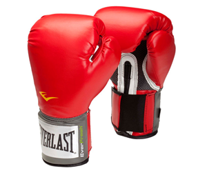 5050787200655 - Everlast 8oz Red(Youth) - Pro Style traning Gloves