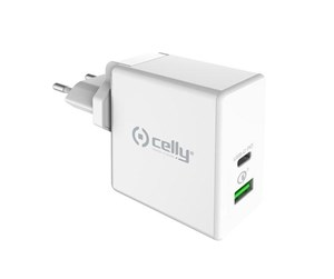 TCUSBC45WWH - CELLY power adapter